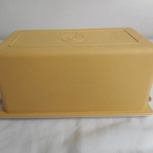 Vintage Tupperware 1 lb butter cheese saver keeper